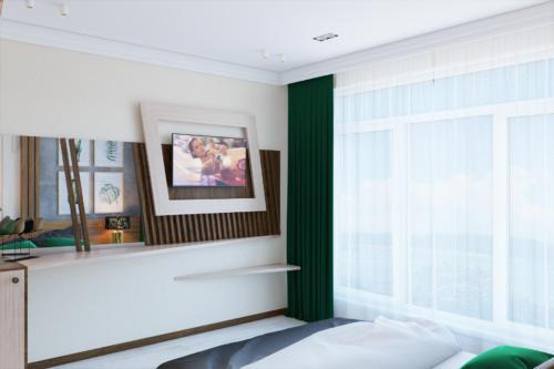 Отель Аура, номер стандарт