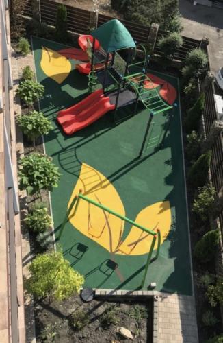 Отель Аура, детская площадка